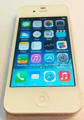 Apple Iphone 4S Vàng hồng ở Hải Phòng