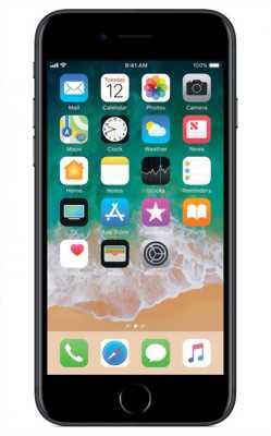 IPhone 7 plus 128 GB đen bóng đẹp keng ở Hải Phòng