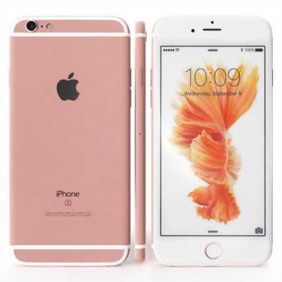 Bán Iphone 6s lock 64GB vàng hồng ở Hải Phòng
