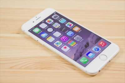 Iphone 6 lock 64gb silver ở Hải Phòng