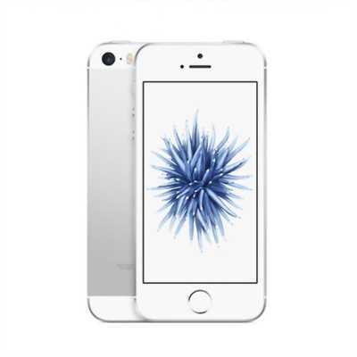 Apple iPhone SE Bạc iCloud Lock