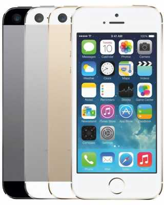 iphone 5S32GB