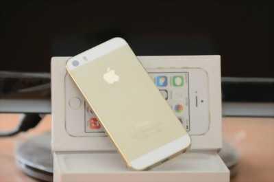 Iphone 5S vàng 32G