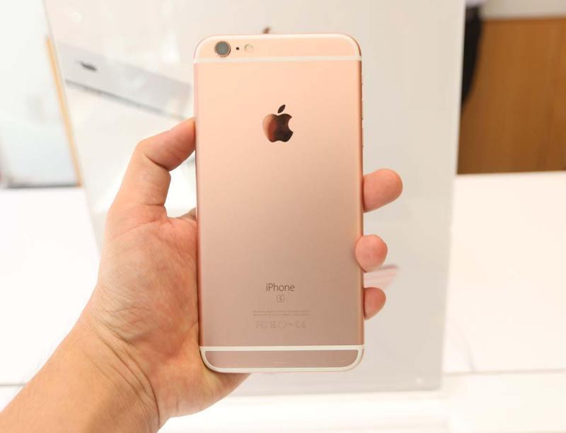 Iphone 6S plus 64 GB. Quốc tế. Có trả góp