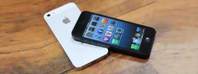 Iphone 5 còn hoạt động ok