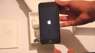 Apple Iphone 6S 64 GB đen