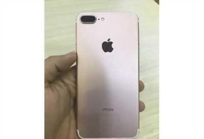 Cần bán Iphone 7 plus 128gb Quốc tế Rose likenew fullbox hàng Thế giới Di động