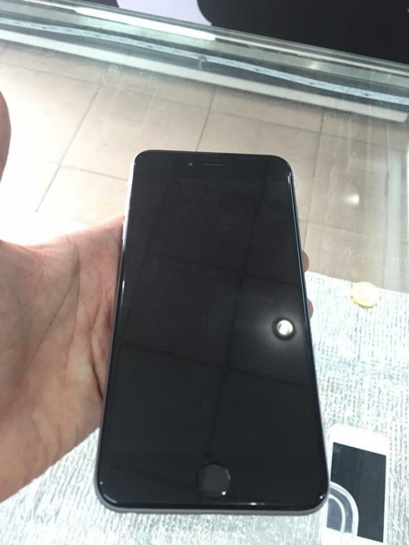 Iphone 6 plus gray quốc tế