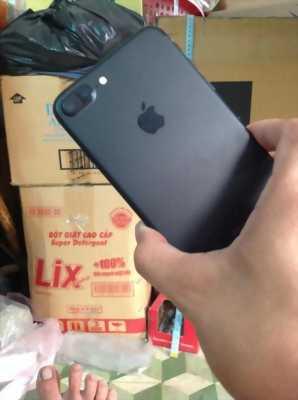 Bán iphone 7plus 32G quốc tế tại Tân Bình
