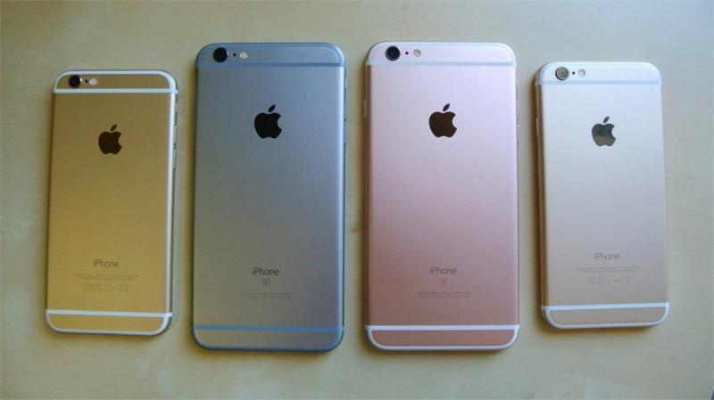 Iphone 6 gold 16gb tại Hà Nội