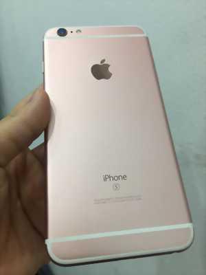 Bán Iphone 6s plus 16gb - màu bạc sang trọng