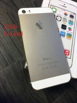 Apple Iphone 5S 16 GB Đen