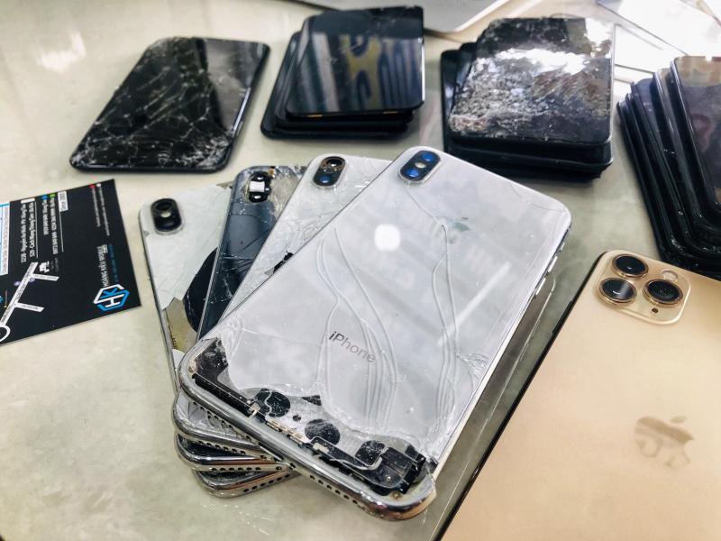 Ép Kính Điện Thoại iPhone Uy Tín Chất Lượng Số 1 Vũng Tàu