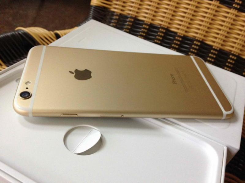 6S plus 16G Gold Qtế fullbox