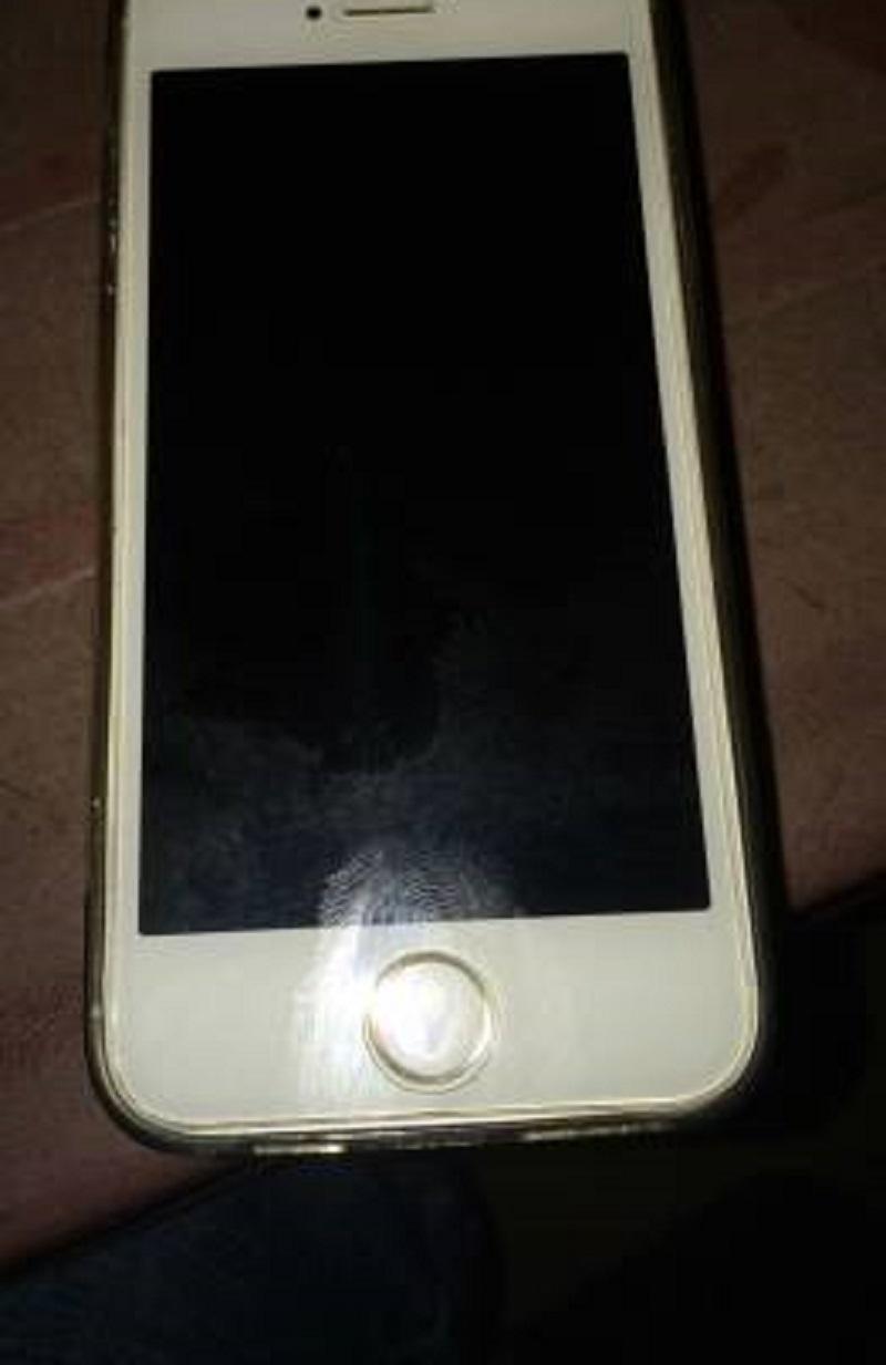 Điện thoại Apple Iphone 5S vàng hồng