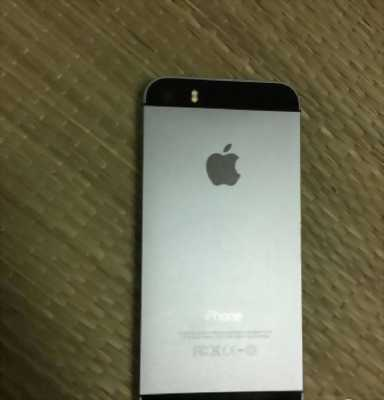 Iphone 5S đen