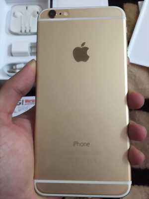 Iphone 6g-16g MVT vàng zin đẹp