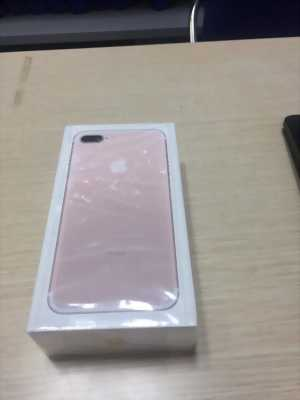 Iphone 7 rose 32gb Quốc tế mĩ