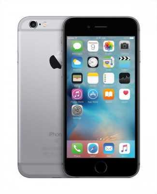 Apple Iphone 6S Bạc 16g,quốc tế, zin 100%.giao luu