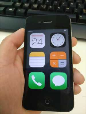 Apple Iphone 4S Đen