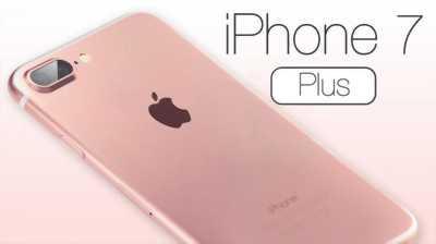 iPhone 7 Plus 32G - Pink - mã VN chính hãng FPT, Fullbox