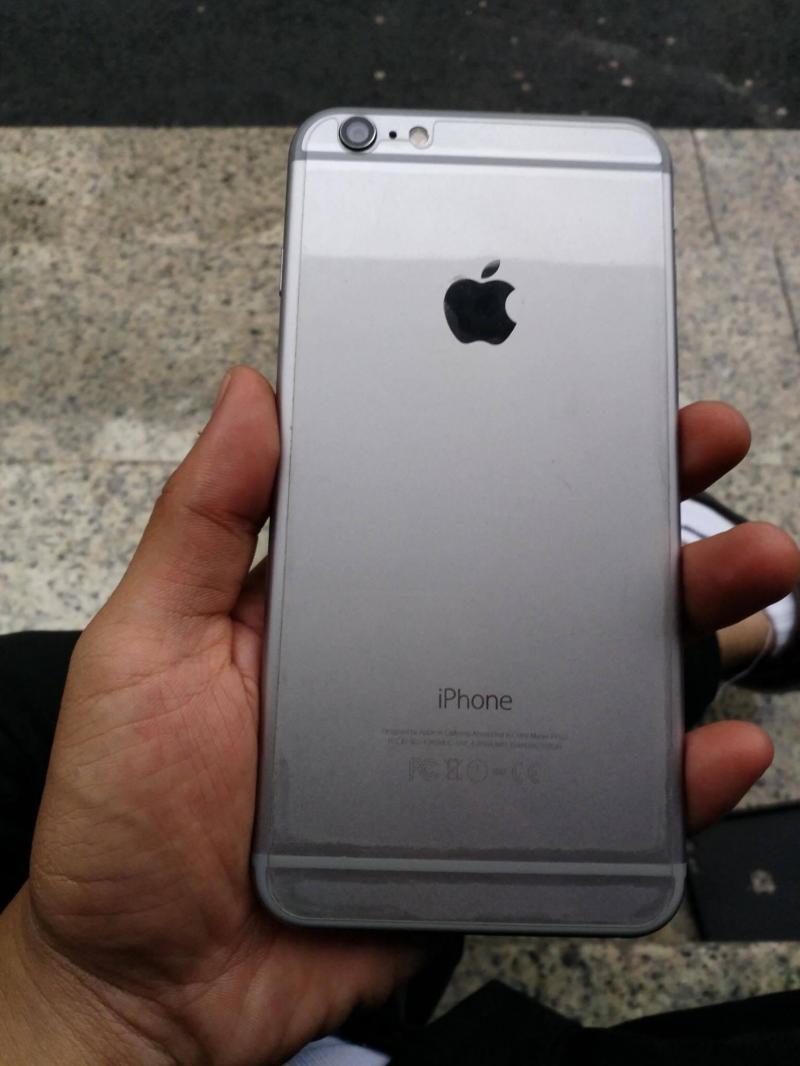 Iphone 6plus 16Gb, gray, QT, có VT