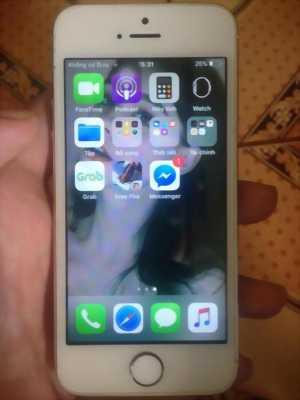 IPhone 5s không vân tay