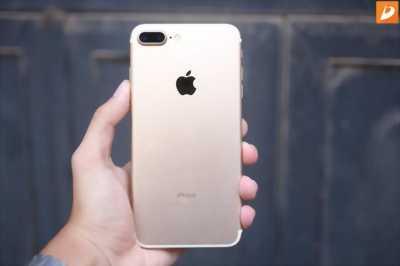 Bán Iphone 7 plus 32 GB gold quốc tế ở Huế