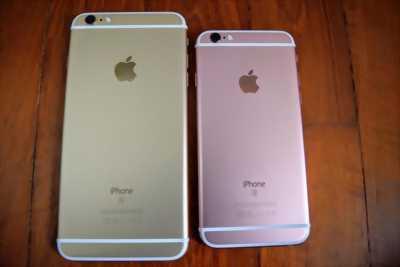 Bán nhanh iphone 6S plus 16 GB gold quốc tế ở Huế
