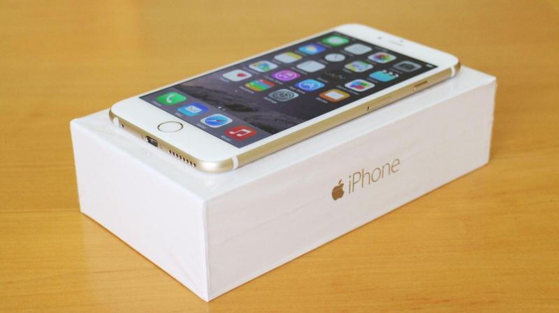 Iphone 6 plus mới 99% ở Huế