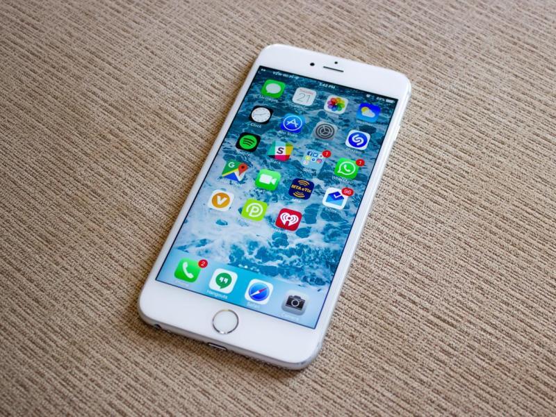 IPhone 6plus 16 cu