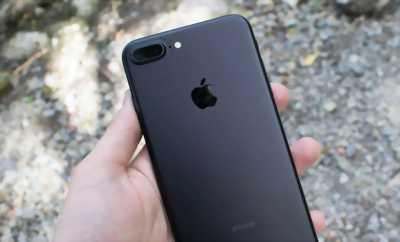Apple Iphone 7 plus đen