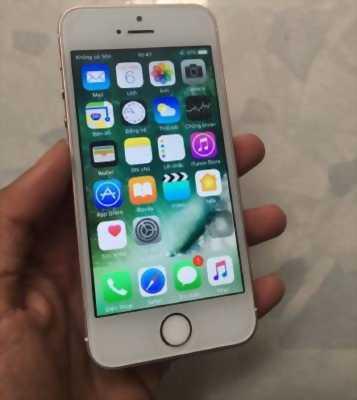 Iphone 5s 16g quốc tế lên vỏ SE