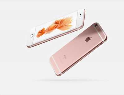 IPHONE 6S PLUS 64GB HỒNG CŨ GIÁ CHỈ: 10,290,000Đ