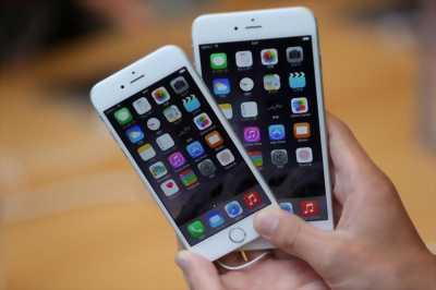 Bán iphone 6plus vàng 16G