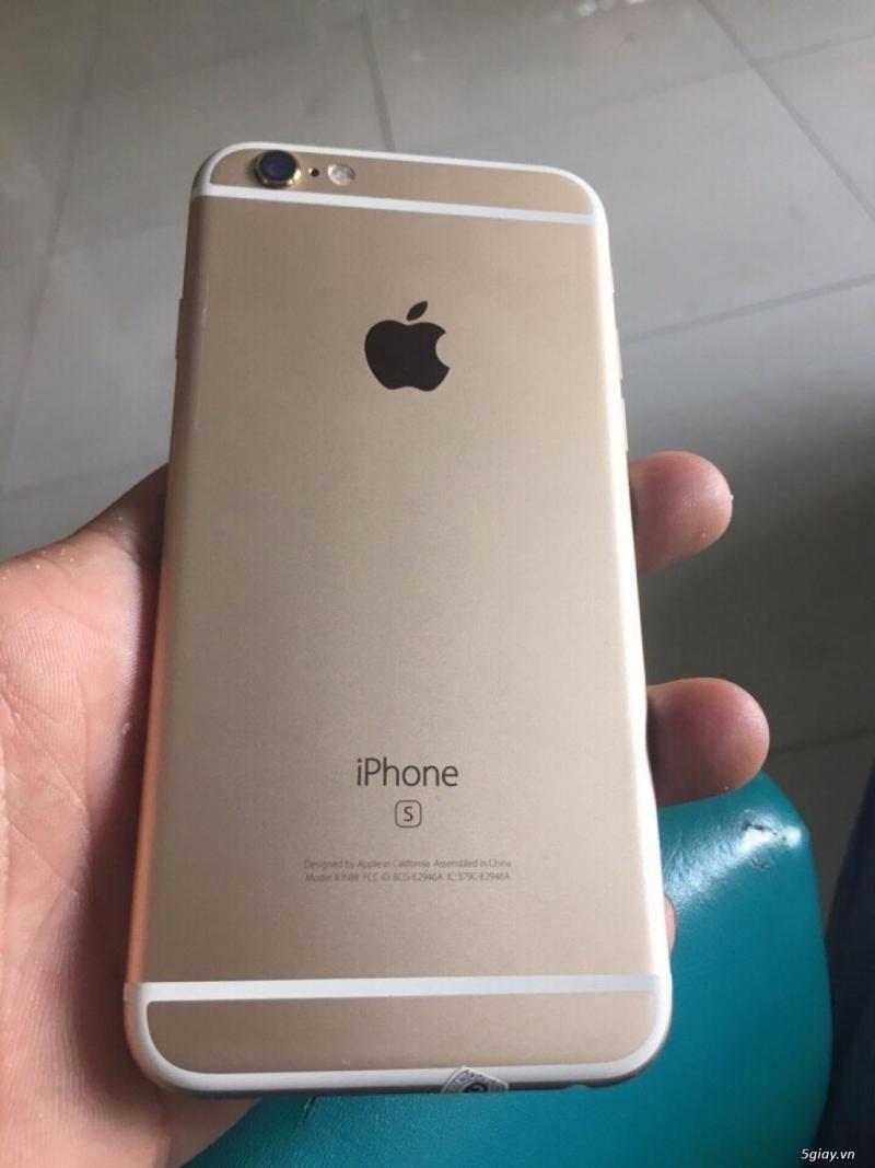 Mình cần bán 1 iphone 6s 16g mai còn vân tay