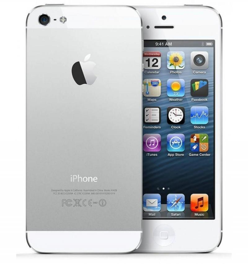 Apple Iphone 5S 16 GB Trắng