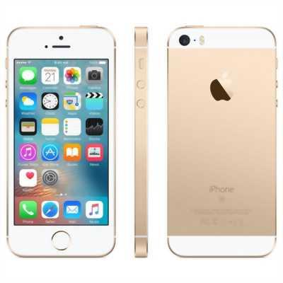 Apple Iphone SE 16 GB vàng hồng