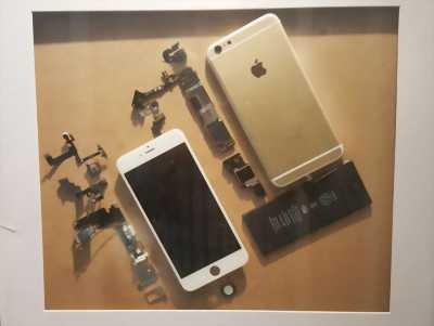Iphone 6S lock 16 GB vàng