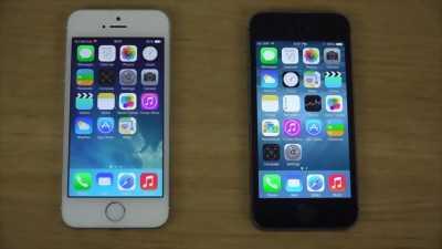 Iphone 5s ios7