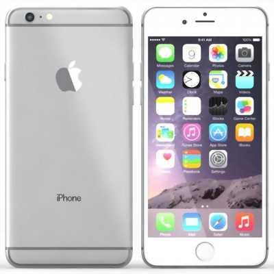 iphone 6 16fb silver vna bản chuẩn world bán