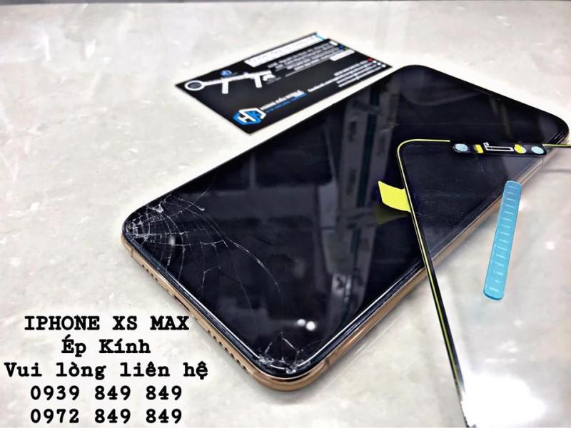 iPhone Xs Max Ép Kính Uy Tín Số 1 Bà Ria-Vũng Tàu