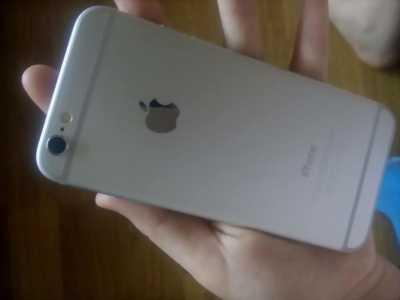 Cần bán iphone 6-16gb silver phiên bản mỹ