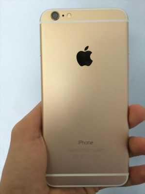 Cần bán iphone 6 plus vàng 64g
