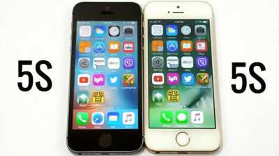 Iphone 5s mất vân tay