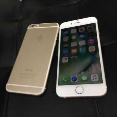 Apple iPhone 6 gold quốc tế 64g full 95%