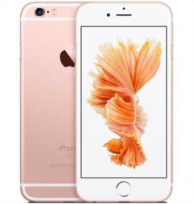 Cần bán 6s plus màu hồng qt 16g mvt