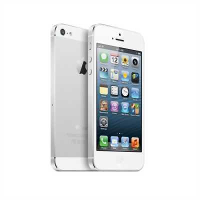Apple Iphone 5S bạc hàng Việt nam còn bảo hành gl