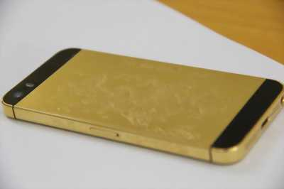 iphone 5s gold 18k