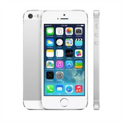 Cần bán iphone 5s lock trắng bạc 32g.